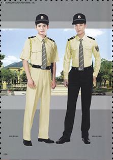 保安制服襯衣